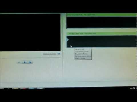 How to make multi/ double sound video in Windows Live Movie Maker