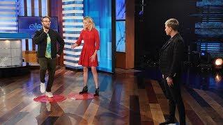 Seth Rogen & Charlize Theron Play