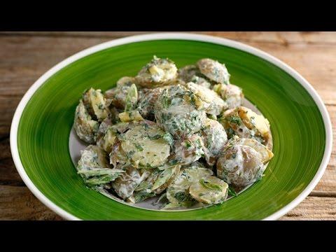 The Perfect Picnic Potato Salad