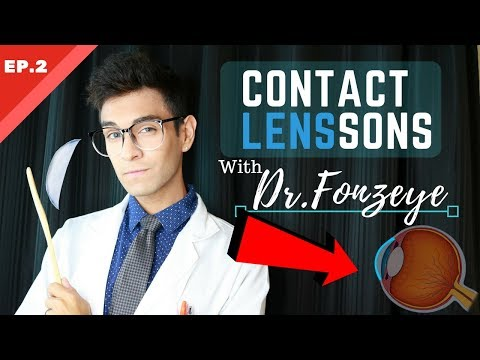 Why do my contact lenses move?! Solution here! - Contact Lenssons!