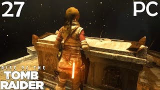 Rise Of The Tomb Raider Walkthrough Part 27 - Unlocking The Ancient Bow