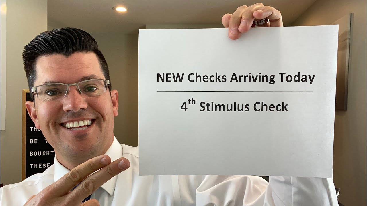 Just In: Checks Coming Today | Fourth Stimulus Check Update | Trump & Fauci Make Headlines
