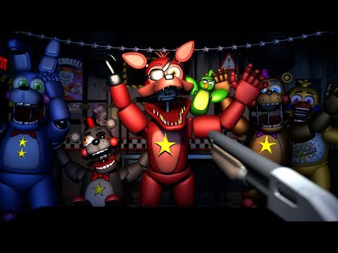 Five Nights at Freddy's: World - NEW Final Boss! (The Lefty