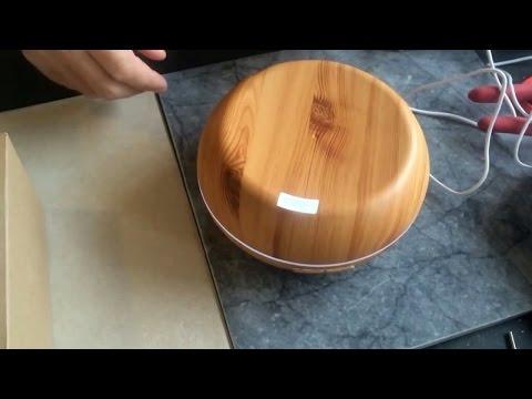 InnoGear Aroma Essential Oil Diffuser Humidifier