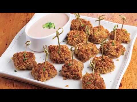 Popcorn Steak Bites with Buttermilk BBQ Dip   Price Chopper Cooking How-To