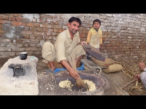How To Make Roasted Corn | Pan Roasted Corn