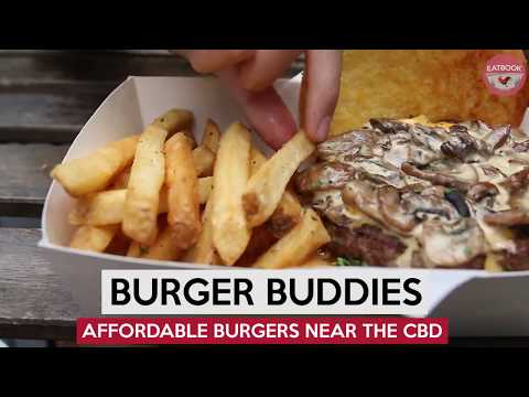Burger Buddies - Affordable Beef Burgers Near The CBD