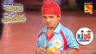 Gogi, Angry Young Boy   Tapu Sena Special   Taarak Mehta Ka Ooltah Chashmah