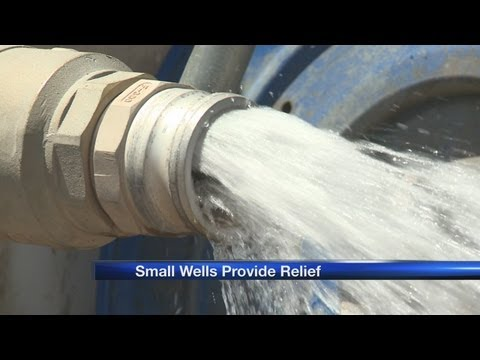 Underground water sources help Magdalena residents
