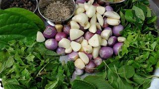 Lunch Combo -2 Mooligai Kuzhambu/Chow Chow kootu/ Cabbage poriyal