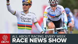 The GCN Race News Show: Cyclocross Championships, People