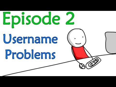 Episode 2 - Username Problems