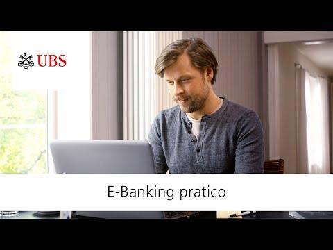 UBS Digital Banking. Assolutamente pratico.
