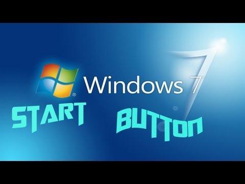 Windows 7 Hack: Change Windows 7 Start Button