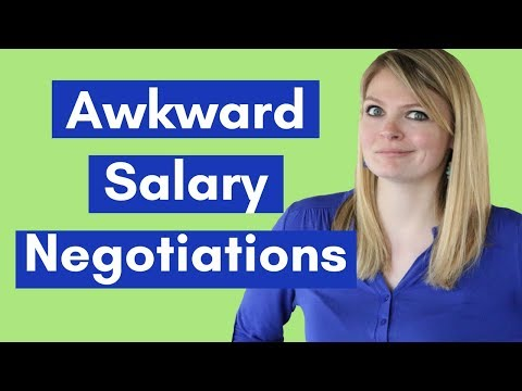 How To Talk About Salary Without Being Awkward