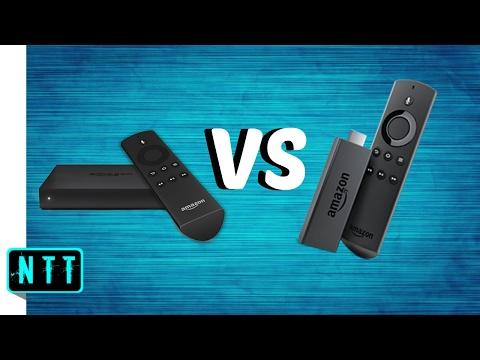 Amazon Fire TV Stick vs Fire TV (Is the Fire TV Worth It?)