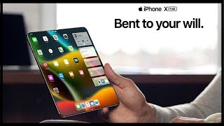 iPhone X Fold Trailer | iPhone 11 News & Leaks | Foldable iPhone 11 | iPhone 2019