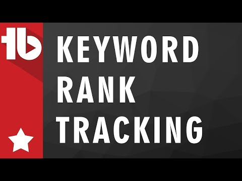Track your Video Rankings in YouTube and Google Search Results