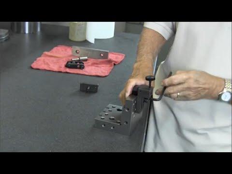 How to Use a V-Step Angle Plate