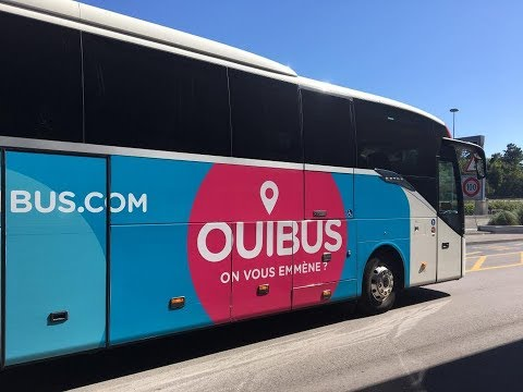 Ouibus Geneva to Chamonix UTMB交通篇