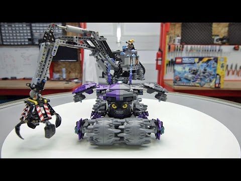 Remote Control Robotic Claw - LEGO - Beyond the Instructions