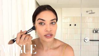 Shanina Shaik's Guide to a Summer Skin Glow-Up | Beauty Secrets | Vogue