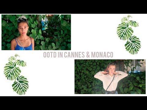 Short OOTD in Monaco & Cannes 2017 XCIX