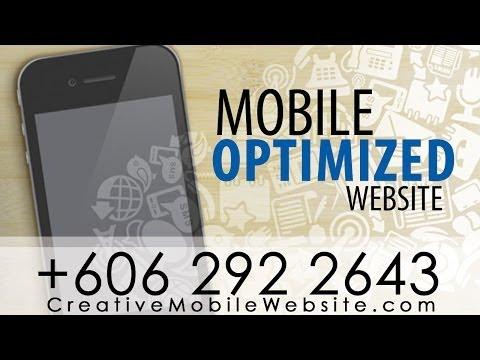 Creative Mobile Web Designer Malaysia | +606-2922643