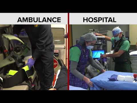 New protocol gives patients fighting chance to survive cardiac arrest