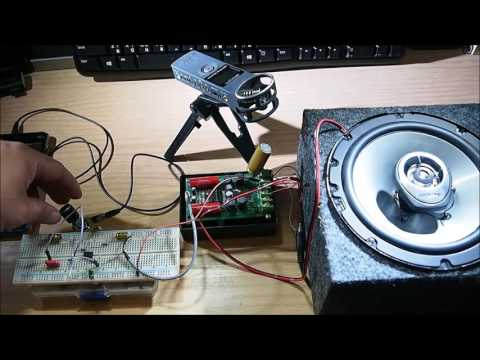 simple bass boost circuit diagram