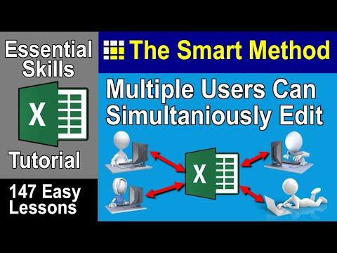 Excel Tutorial: Excel Online Share | ExcelCentral.com