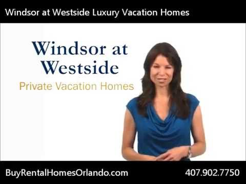 Windsor at Westside Vacation Homes | Short Term Rental Homes | Buy Rental Homes