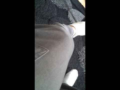 Mad puppy biting my feet