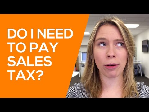 How to Pay Sales Tax when Dropshipping: How to Collect Sales Tax for Shopify & Amazon