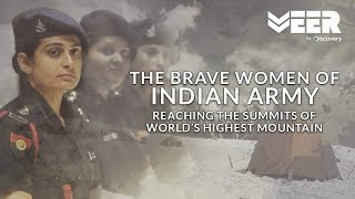 Brave Women in Indian Army - Scaling World
