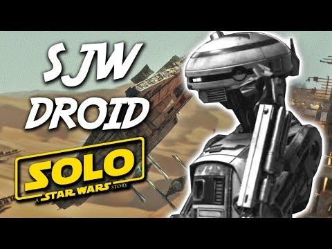 Star Wars: SJW Droid Is Female