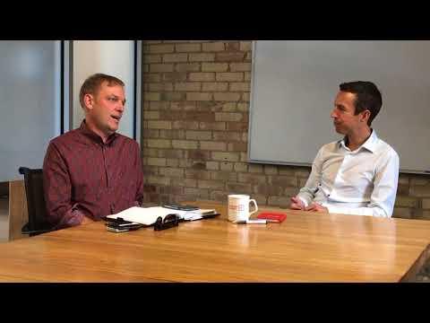 James Rodmell on artificial intelligence | #TechTalkToronto