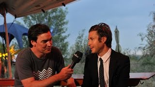 Interpol Interview | Highfield 2015 | WDR