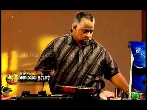 Fried Rice | Dr. Chef DamoDharan | video.maalaimalar.com