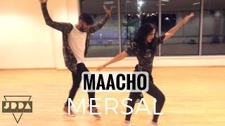 MAACHO Dance Mersal | A R Rahman | Vijay | Sid Sriram | @JeyaRaveendran Choregraphy