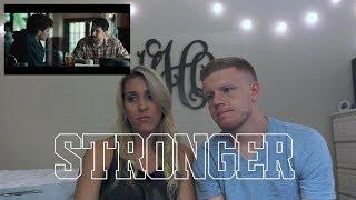 Stronger Trailer Reaction Haarala jones Combo