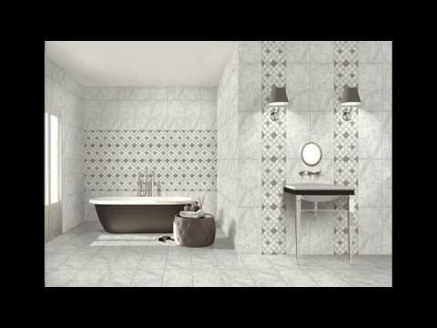 Kajaria bathroom tiles design in india