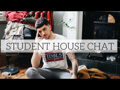 LIVING WITH HOUSEMATES   STUDENT TIPS AND ADVICE