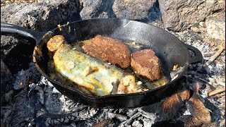 Download CATCH CLEAN & COOK RAINBOW TROUT Video