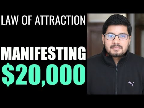 MANIFESTATION #62: PAST Doesn't Matter, Getting AHEAD is Possible - Law of Attraction for Money