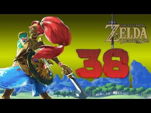 Zelda Breath of The Wild [38]: Electric Boogers 2: Camel Toe