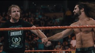 Unseen footage from Seth Rollins and Dean Ambrose