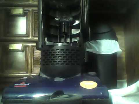 How to clean a Bissell powerforce bagless vacuum