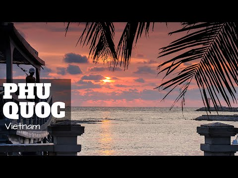 This is Phu Quoc Island In Vietnam - Official Tourism Video