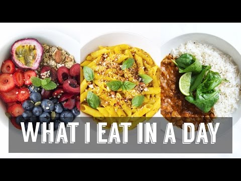 What I Eat In A Day #56 | Vegan